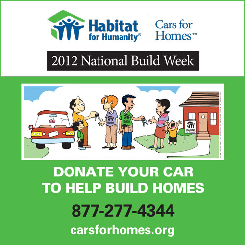 Donate a car or vehicle in Vancouver WA