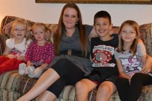 Leslie Webb Family
