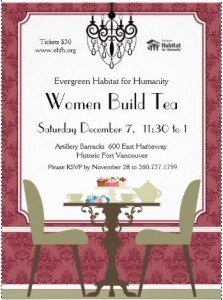 2013 Tea invitation